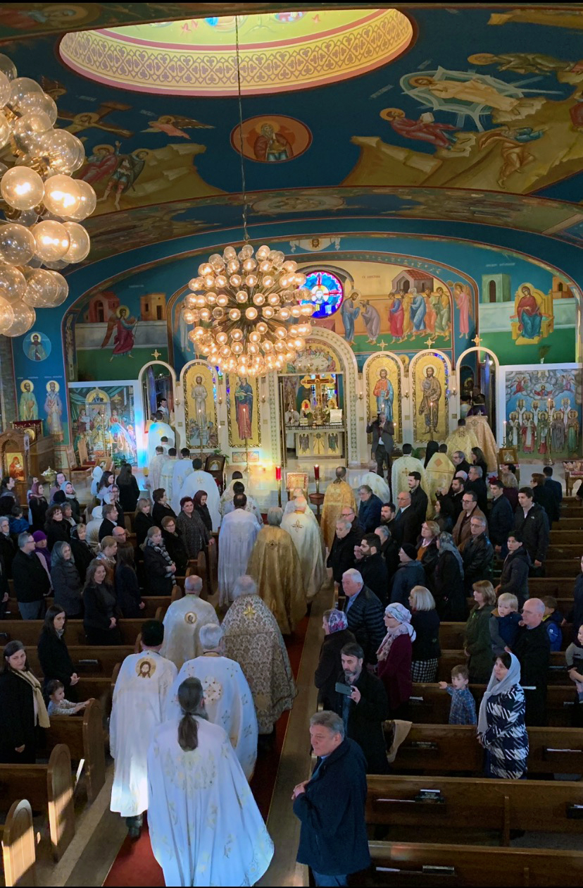 Holy Resurrection Serbian Orthodox Cathedral